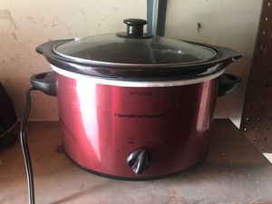 Hamilton Beach 3 qt. Slow Cooker for Sale in Columbus, OH