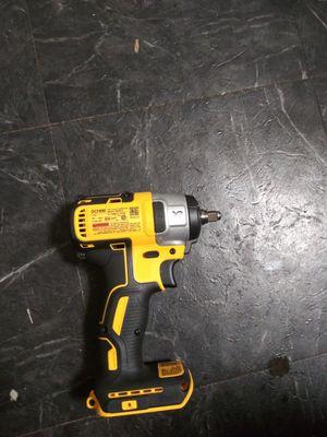 Impac wrench xr 20v dewalt. 3/8 for Sale in Riverdale, MD