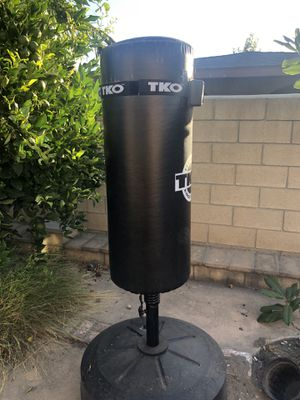 TKO Punching bag with sparring partner for Sale in Anaheim, CA