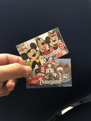 TWO (2) Disneyland or Disney California tickets for sale for Sale in Norwalk, CA