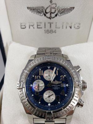 Breitling Super Avenger 47mm for Sale in Miramar, FL
