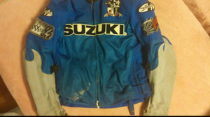 Suzuki motorcycle jacket for Sale in Milford Mill, MD