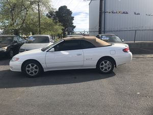 2001 Toyota Solara Convertible SE ...1 Owner! for Sale in Las Vegas, NV
