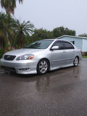 2006 toyota corolla s standar trade for pickup for Sale in Orlando, FL