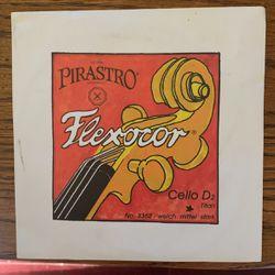Pirastro Flexocor 4/4 Cello D String New for Sale in IL,  US