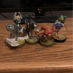 Various Zelda Amiibo for Sale in Modesto,  CA