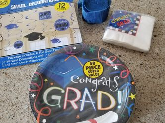 Graduation Party Supplies for Sale in Centreville,  VA