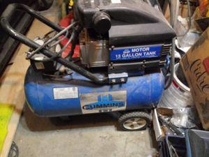 Cummins air compressor 13 gallon for Sale in Parkville, MO