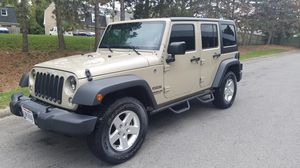 2017 Jeep Wrangler Unlimited for Sale in Dublin, OH