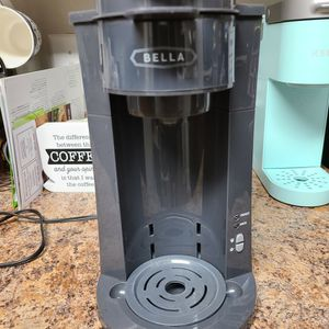 Bella Single Serve Coffee Maker for Sale in Alexandria, VA