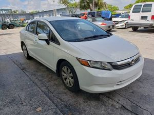 2012 Honda Civic Sdn for Sale in Miami, FL