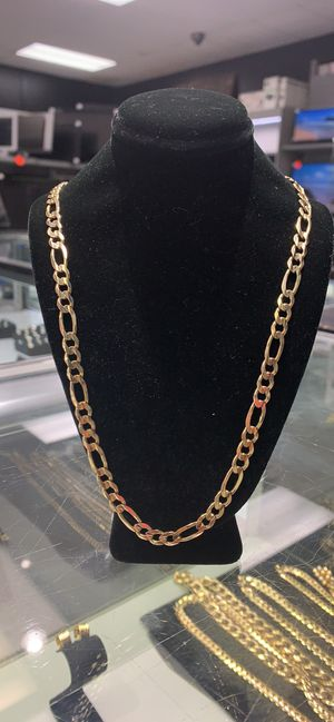 """14kt yg 31.7grms 22"""" long 6.3mm for Sale in Orlando, FL"""