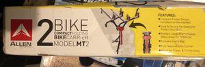 Allen 2 Bike compact folding bike carrier (Open box item) for Sale in Columbus, OH