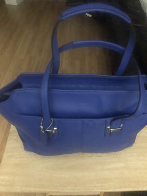 Dodger Blue New Coach Bag with Tags for Sale in Fountain Valley, CA