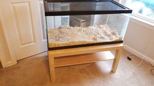 XL (40+gal) Reptile Aquarium for Sale in Manassas, VA