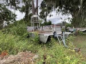 Aluminum boat Tower for Sale in Ruskin, FL