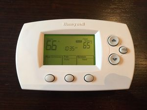 Honeywell Programmable Thermostat for Sale in Raleigh, NC