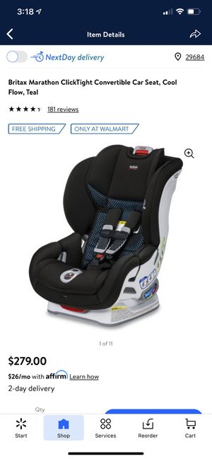 Car seat for Sale in Starr, SC