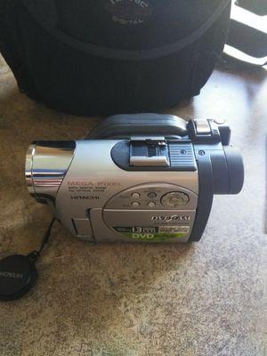 Hitachi DVD video camera for Sale in Boynton Beach, FL