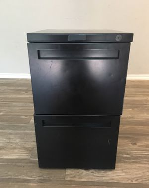 Black Filing Cabinet for Sale in Austin, TX