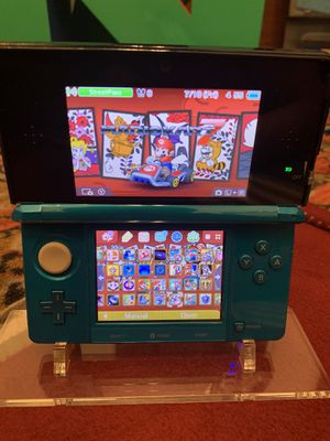 Nintendo 3ds system with games for Sale in Redwood City, CA