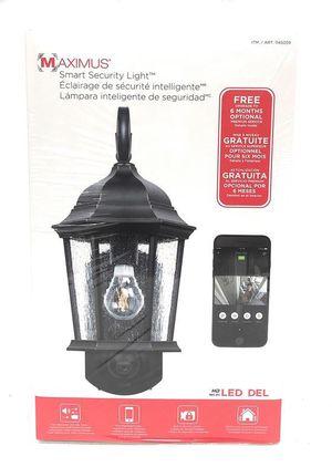 Maximus Smart Security Light for Sale in Gainesville, VA