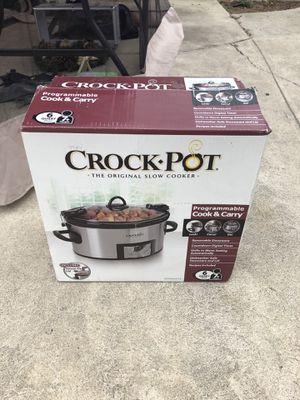 Crock pot for Sale in Fullerton, CA