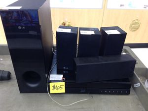 Lg home theater system for Sale in Chicago, IL