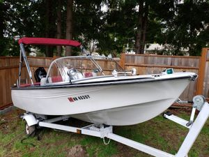Full Restored Classic Glasspar SKI boat. Ready for water for Sale in Renton, WA