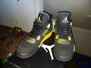 Thunder 4s size 12 for Sale in Seattle, WA
