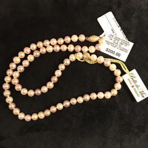 💯 % Authentic 14K Pearl Necklace for Sale in San Jose, CA