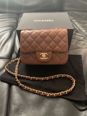 Auth Chanel classic single flap bag mini for Sale in Hollywood, FL