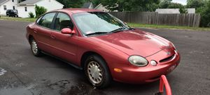 1997 FORD TAURUS WITH 58K for Sale in Waterbury, CT