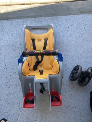 Top Peak Infant bicycle rack carrier for Sale in Phoenix, AZ