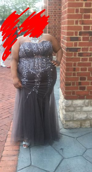 Plus size prom dress for Sale in Columbus, OH