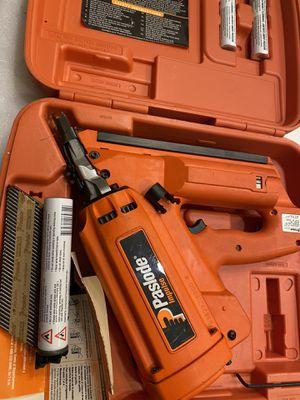 Paslode Impulse nail gun for Sale in Davie, FL