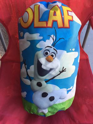 Olaf kids sleeping bag for Sale in Buckeye, AZ