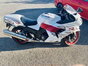 2007 Kawasaki Ninja ZX14 Motorcycle for Sale in BRUSHY FORK, WV