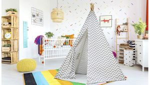 Chevron Teepee Tent for Kids. Children's Tents for Girls & Boys. Good For Indoor / Outdoor for Sale in Miami, FL