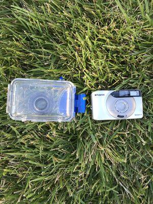 "Polaroid ""splash ii"" camera w/ waterproof case for Sale in Chico, CA"