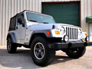 ForSale$12OO Jeep-Wrangler 2OO4 In Perfect Condition for Sale in San Jose, CA