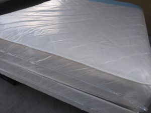 Queen set mattress and box $165 full set $155 Brand new free delivery same day for Sale in Miramar, FL
