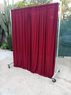 BURGANDI CURTAINS for Sale in Fontana, CA