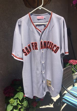 Baseball jerseys bonds 25 for Sale in Canyon Country, CA