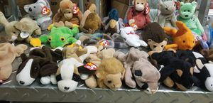 BEANIE BABY COLLECTION for Sale in Fairfax, VA