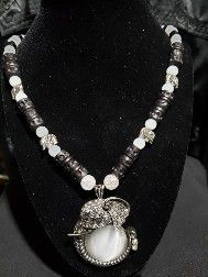 Elephant Head Pendant Beaded Necklace for Sale in Puyallup, WA