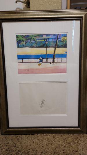 Walt Disney serigraph art for Sale in Renton, WA