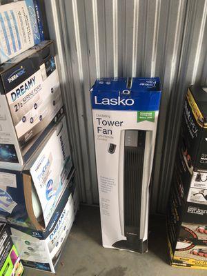 Lasko tower fan for Sale in Brooklyn, NY