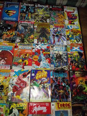 Comic books total 43 $30.00 for Sale in Battle Creek, MI