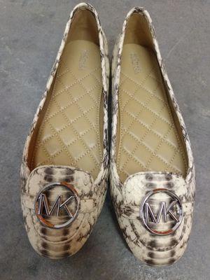 MICHAEL KORS snake skin ballet flats for Sale in Lakeland, FL